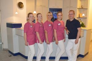 Zahnarztpraxis Terliesner - unser Team